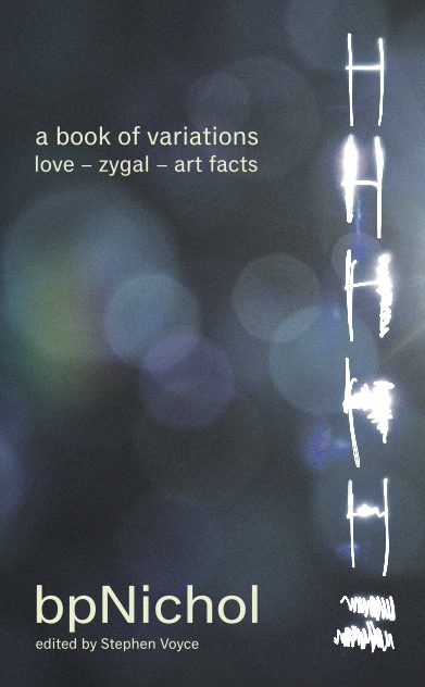 Book of Variations cover