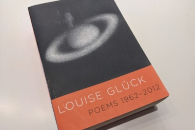 Louise Gluck Poems 1962-2012 cover