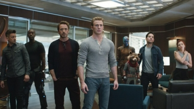 Photo from Avengers: End Game