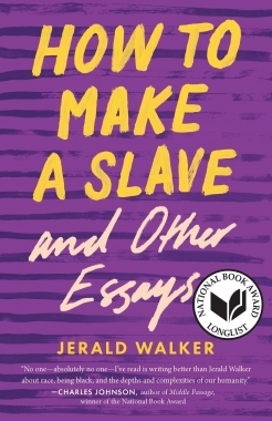 How to Make a Slave and other Essays (book cover)