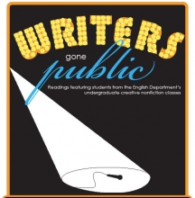 writer's gone public poster