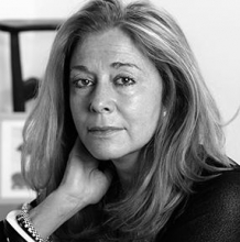 Jorie Graham - photo by Didier Morel