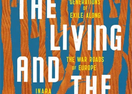 Cover of Among the Living and the Dead