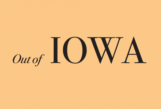 Out of Iowa Newsletter