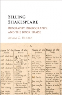 Selling Shakespeare book cover